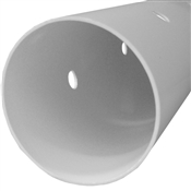 """3"""" x 10' Perforated Sewer Pipe"""