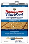 Waterproofing Stain, Maple Brown, 1 Gallon