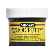 MinWax Wood Putty Ebony 3.75 Ounce