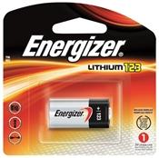 Energizer Li-Ion Battery, 3 V, 123A, Manganese Dioxide