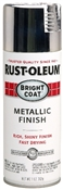 Stops Rust Bright Coat Spray Chrome