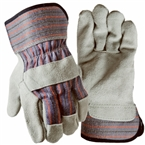 True Grip, Large, Men's, Leather Palm Glove