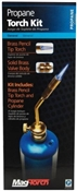 2 Piece Brass Torch Kit