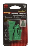 6 Pack Green Ground Connector