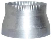 "4x3"" Aluminum Vent Decreaser"