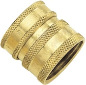 Gilmour Green Thumb 09QCFGT Hose Quick Connector Female, Solid Brass