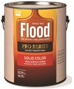 Pro Series Solid Color Acrylic Stain, 1 Gallon