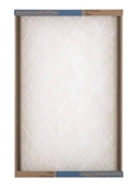 AAF 112241 Disposable Panel Filter, 24 in L, 12 in W, 600 cfm