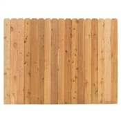 1x6-6' #2 Dog Ear Import Cedar Picket