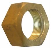 "7/8"" Brass Compression Nut"