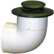 "4"" Pop Up Center Drain Emitter"