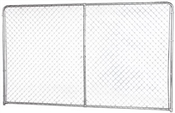 10' x 6' Economy Chain Link Kennel Panel