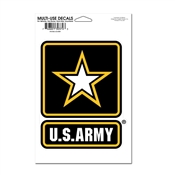 "4.5"" x 7"" US Army Multi-Use Decal"