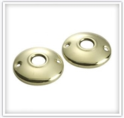 "2-1/2"" Replacement Roses Solid Brass"