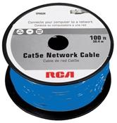 100', Blue, Cat5e Cable
