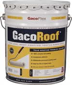 Silicone Roof Coat 5 Gallon