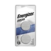 Energizer 2025BP-2N Lithium 3V Batteries, 2 Pack