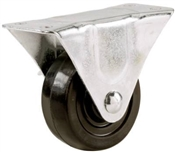 "2"" Rubber Wheel Rigid"