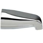 Universal Bathtub Spout - Chrome