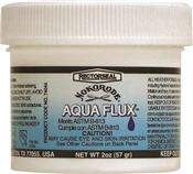 Solder Paste Aqua Flux 2 Ounce