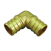 Apollo CPXE3434 Pipe Elbow, 3/4 in PEX, 3/4 in PEX, 90 deg