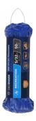 5/32' X 50' Diamond Braided Para Cord 550 Nylon Rope, Blue