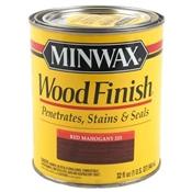Wood Finish Oil Based Red Mahogany, 1 Quart