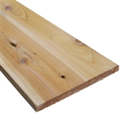 "1x10-10' (Actual: 3/4""x9-1/4"") Select Western Red Cedar"