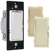 White/Almond/Ivory 700 Watt 3-Way Toggle Dimmer