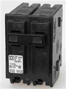 Square D Homeline HOM250CP Miniature Circuit Breaker, 120/240 V, Fixed Trip, Plug-In Mounting