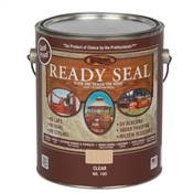 Exterior Wood Stain & Sealer, Clear, 1 Gallon