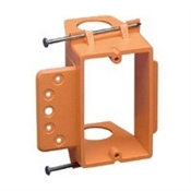 1 Gang Non-Metallic Low Volt Bracket