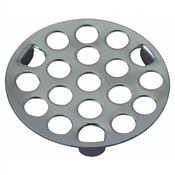 "Snap In Drain Strainer For 1 5/8"" Drains"