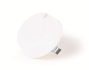 RV All Plumbing Vent Cap - White