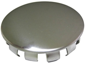 Stainless Steel Faucet Hole Cover 1 1/ snap""
