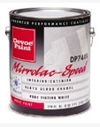 Bar-Ox Enamel Paint Gloss Safety Red 1 Quart