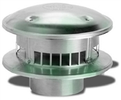 "3"" Mobile Home Round Vent Cap"
