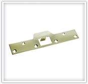 Security Strike Latch Plate