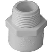 "3/4"" Male Adapter Schedule 40 PVC"