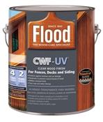 CWF-UV Clear Wood Finish, Redwood, 1 Gallon
