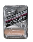 "9"" Metal Paint Roller Kit 3PC"