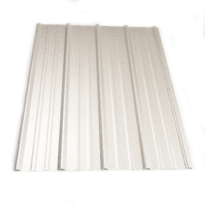Shop 8 Classic Rib Corrugated 29 Gauge At Mccoy S