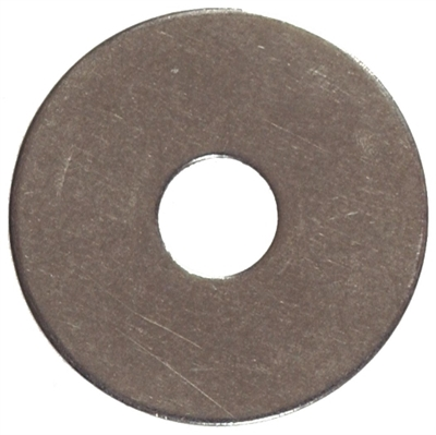 Stainless Steel Fender Washer 3/8X1-1/2