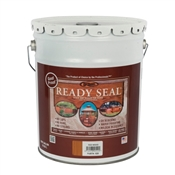 Redwood Exterior Wood Stain and Sealer, 5 Gallon