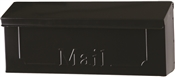 Gibraltar Mailboxes Townhouse THHB0001 Mailbox, 260 cu-in Capacity, Steel, Powder-Coated
