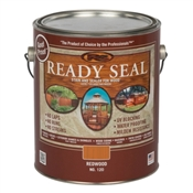 Redwood Exterior Wood Stain and Sealer, 1 Gallon