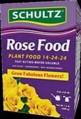 Schultz Spf70220 Fast Acting Slow-Release Rose Fertilizer, 1.5 Lb, Powder