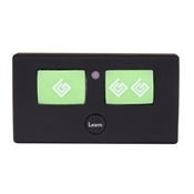 Weather Resistant 3 Button Remote Transmitter