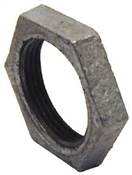 "1/2"" Galvanized Lock Nut"
