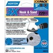 """Hook & Sand Sanding Disc, 5"""", 220 Grit"""